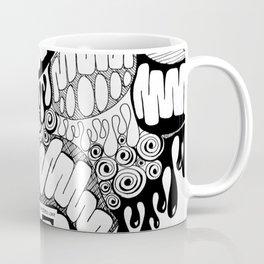 Viscera Phantasma Doodle Coffee Mug