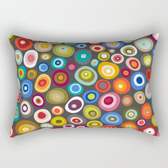 freckle spot lead Rectangular Pillow