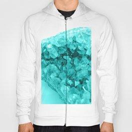Aqua Ice Amethyst Hoody