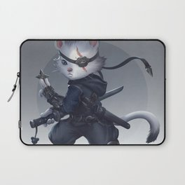 Ninja cat Laptop Sleeve