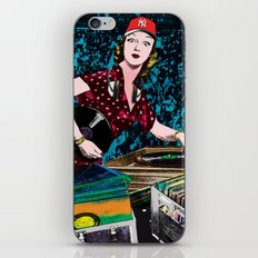 El DJ iPhone & iPod Skin