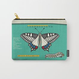 Machaon (Papilio Macaon) Carry-All Pouch