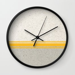 Happy Concrete Nr.:01 Wall Clock