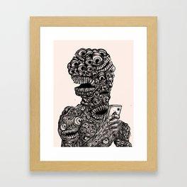 I Only Have Eyes For You Framed Art Print