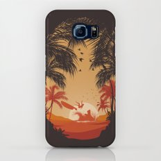 Summertime Madness Galaxy S7 Slim Case