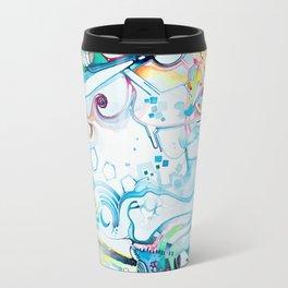 Fibroblasts - Watercolor Painting Travel Mug