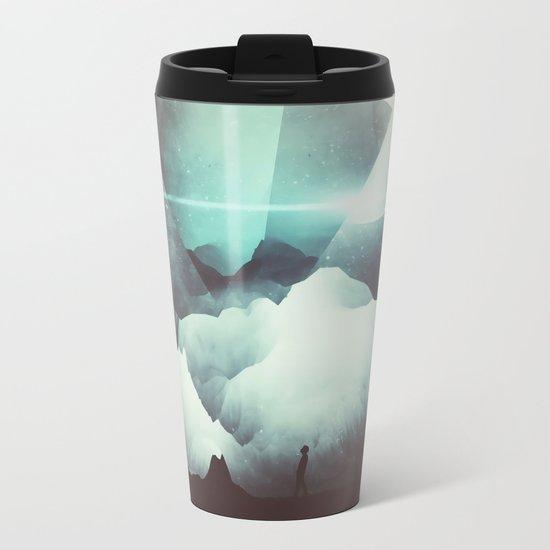 Three Metal Travel Mug