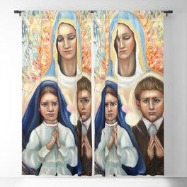 Fatima. Portugal Blackout Curtain
