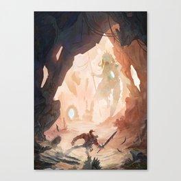 Beyond: Soldier Canvas Print