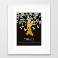 film Framed Art Prints featuring FILM Nº002 by Gianmarco Magnani