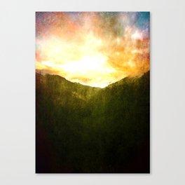 A Beautiful Transformation Canvas Print