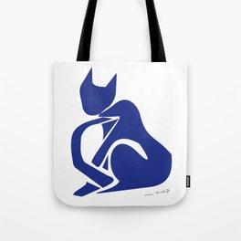 Henri Matisse - Le Chat Bleu (Blue Cat) Artwork - Prints, Posters, Tshirts, Bags, Mugs, Men, Tote Bag
