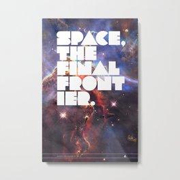 Journeys Eve Metal Print