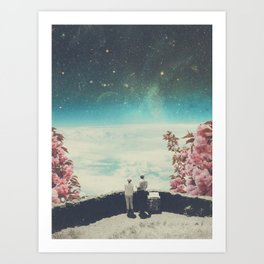 You Know we'll meet Again Art Print