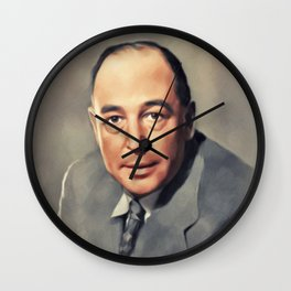 C. S. Lewis, Literary Legend Wall Clock