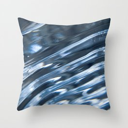 Volvic Throw Pillow