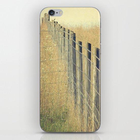 Pastures iPhone & iPod Skin