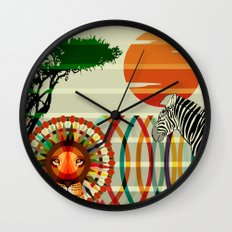 One of us... Wall Clock