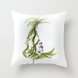 Seussed Throw Pillow