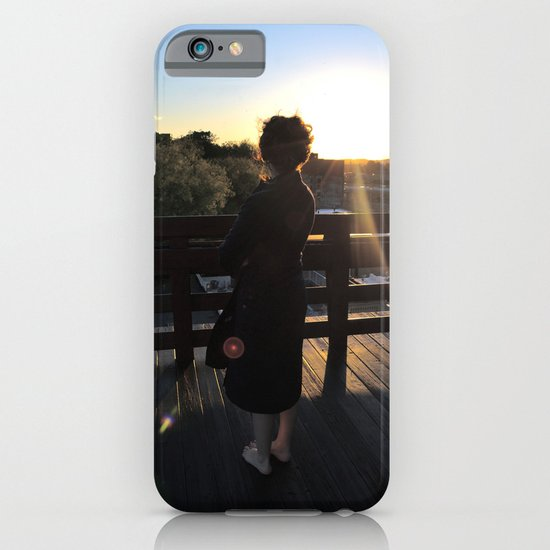 Deafening Silence iPhone & iPod Case