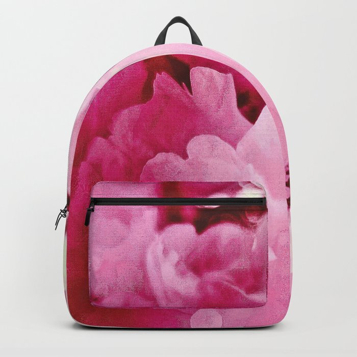 Plum Blossoms-Flowering For No One, No Reason Backpack