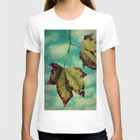 neverland T-shirts featuring Fall in Neverland by Honey Malek