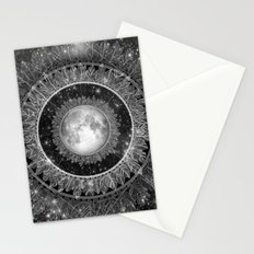 Major Tom (floating in my tin can, far above the Moon) Stationery Cards