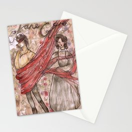Jane Eyre. An Autobiography Stationery Cards