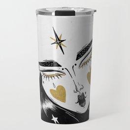 GOLDEN WITCH Travel Mug