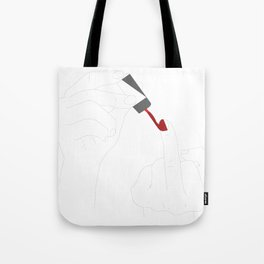 fuXk  off Tote Bag
