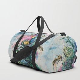 The Last Flowers Duffle Bag