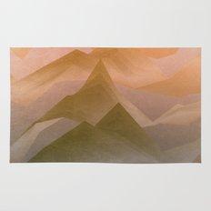 Top of the World (Sunrise) Rug