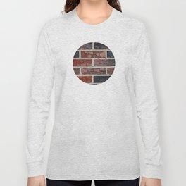 Brick wall Long Sleeve T-shirt