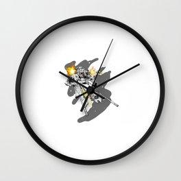 Interplanetary Primate Wall Clock