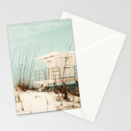 On Guard Stationery Cards