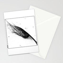 asc 474 - La tache noire (The black spot) Stationery Cards