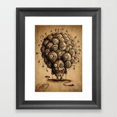 #19 Framed Art Print