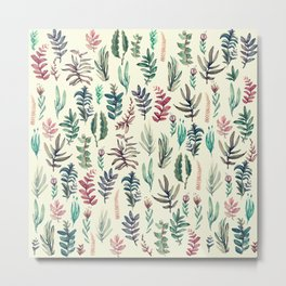suave garden Metal Print