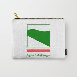 flag of Emilia romagna Carry-All Pouch