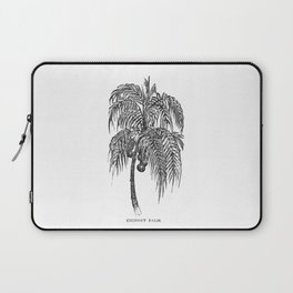 Coconut palm Laptop Sleeve