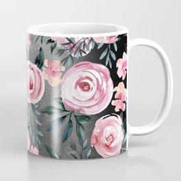 Night Rose Garden Coffee Mug