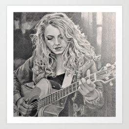 Sophia Art Print