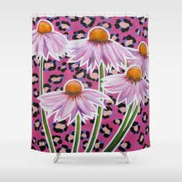 SUMMERS HELPERS' Shower Curtain