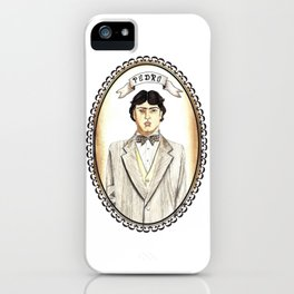 Pedro from Like Water for Chocolate iPhone Case