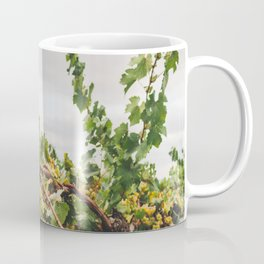 Golden Grapes Coffee Mug