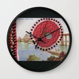 Saluti Dal Futuro 153 Wall Clock