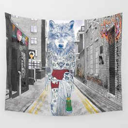 The Wolf Wall Tapestry