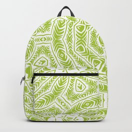 Spring Botanic Mandala Backpack