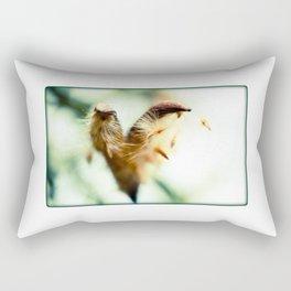 Maybe Love Rectangular Pillow