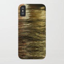 Night Light 137 - Water iPhone Case